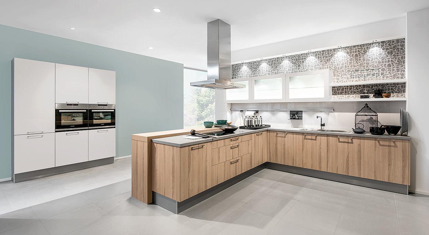 Fantastisch Moderne Küchen